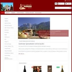 Beim Südtiroler Onlineshop