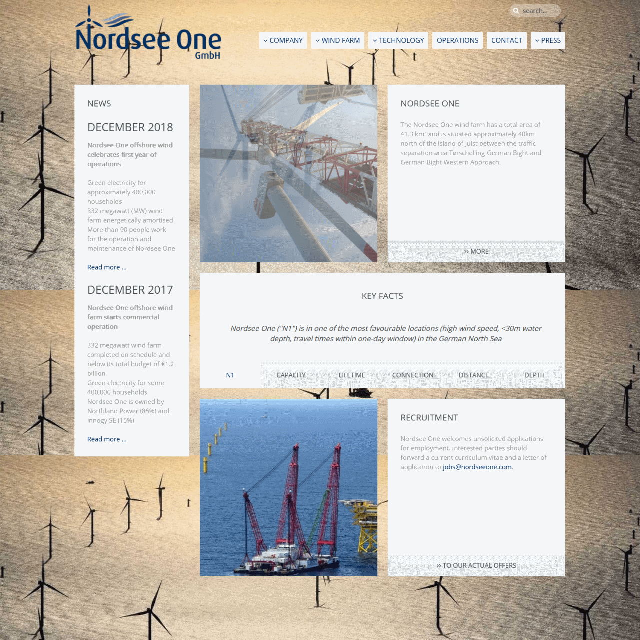 Nordsee One GmbH